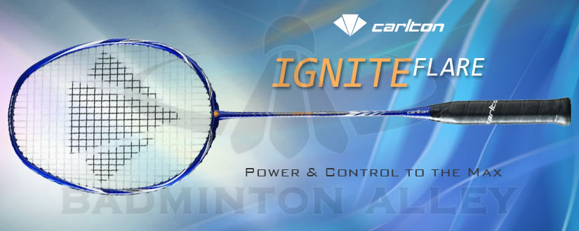 Carlton Ignite Flare 2013 Badminton Racket