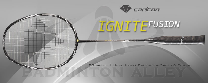 Carlton Ignite Fusion 2013 Badminton Racket