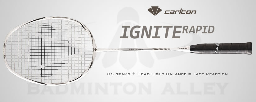 Carlton Ignite Rapid 2013 Badminton Racket