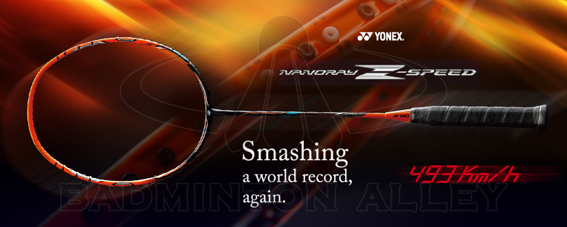 Yonex NanoRay Z-Speed (NRZS / NR-ZS) 2013 Badminton Racket
