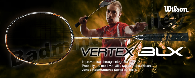 Wilson BLX Vertex Badminton Racket
