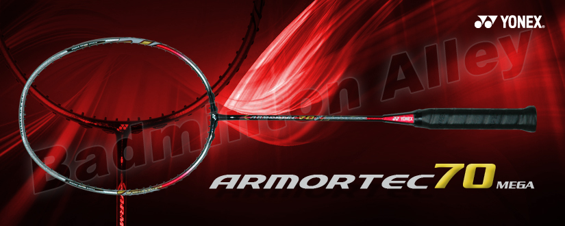 Yonex Armortec 70 Mega (AT-70MG) Badminton Racket