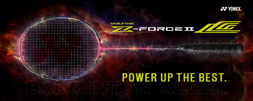 Badminton Alley - Voltric Z-Force 2 Lee Chong Wei special edition 3UG4
